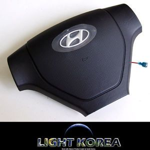 Upper Airbag Cover for Steering Wheel Fit Hyundai Tiburon Coupe 2003 2008
