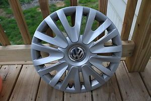 VW Volkswagen Golf 08 09 10 11 12 Hubcap Wheel Cover 15 inch 5K0601147F