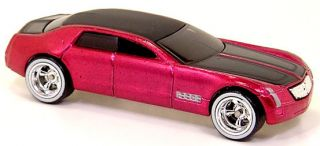 2007 Hot Wheels Cadillac V16 Super Treasure Hunt
