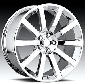 "20"" inch Chrysler 300 Factory Reproduction Replica Wheels"