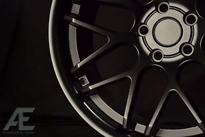 20 inch Chrysler 300 LX 300C SRT8 Wheels Rims and Tires UO6 Matte Black