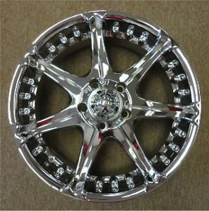 "20"" Devino Set of 4 Wheels Rims Blow Out SVT Ford Lightning Navigator Expedition"