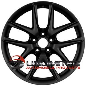 "18"" LFA Style Matte Black Wheels Rims Fit Lexus ES IS250 IS300 is350 Is F LS400"