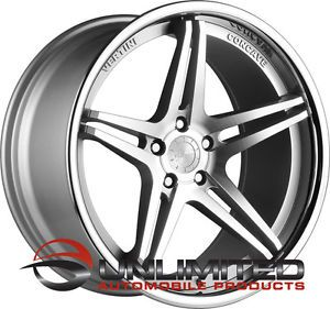 "19"" Vertini Monaco Staggered Wheels Rims Fit Lexus LS400 RX300 SC300 sc400 SC430"