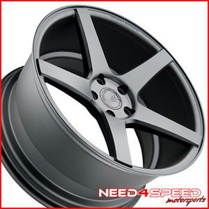 "19"" Mazda RX8 Avant Garde M550 Concave Staggered Wheels Rims"