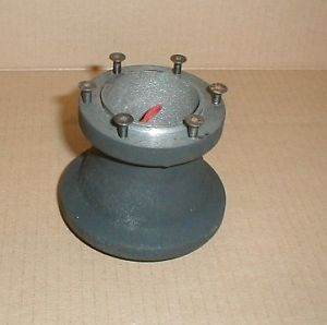 Fiat 2000 Spider 1979 84 Steering Wheel Hub Adapter Deep Use w Momo Wheel 8682