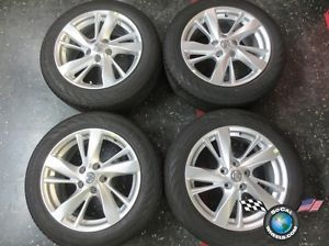 "Four 2013 Nissan Altima Factory 17"" Wheels Tires Maxima Juke Rims"