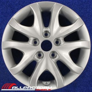 "Hyundai Elantra 16"" 2009 2010 2011 2012 Factory Wheel Rim 70777"