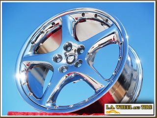 "Jaguar XK8 XKR XJ6 XJ8 XJ12 XJR Chrome 20"" Wheels Rims"