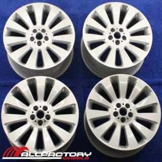 "Jaguar XF 19"" 2009 09 Factory Rims Wheels Set of Four 4 Auriga 59837"