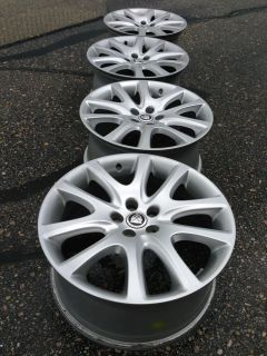 "19"" Jaguar XJ XJ8 Stock Factory Wheels Rims 5x108 Polaris 59833 x Type XF"