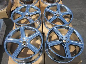 "Jaguar 20"" XJ XJ8 XJR Wheels Set 2005 2010 Rim 59813 Calisto"