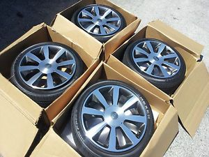 "2013 Kia Optima 18"" Sonata Hyundai Elantr Tires Stock Factory Wheels Rims"