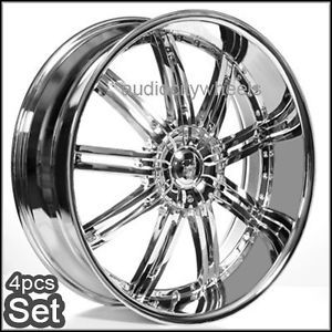 "20"" Wheels Rims for Honda Impala Audi Infiniti Nissan Altima Lexus Jaguar"