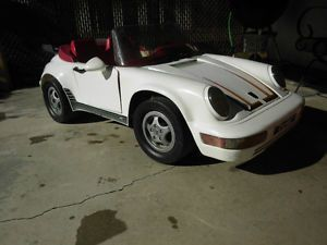 Power Wheels Porsche Turbo Very RARE