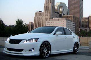 "20"" Lexus IS250 is350 Is Rohana RC10 Machined Concave Staggered Wheels Rims"
