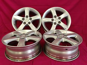 Mazda Protege 6 3 Factory Stock 16 Wheels Rims 5x114