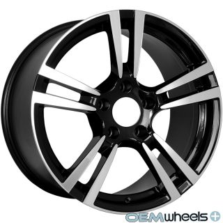 "19"" Turbo II Style Wheels Fits Porsche 911 Boxster Cayman 986 987 s Sport Rims"
