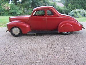 1940 '40 Ford Coupe Built Up Model Car Used Ford Kit Parts 2 Dr