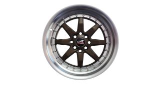 16x8 CNT Ct 2 Wheels 4x100 4x114 Bronze Rims Scion XA IQ XB MR2 Corolla Yaris