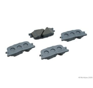 New Rear OES Genuine Brake Pad Set 2 Wheel Toyota Camry 2004 Lexus ES300