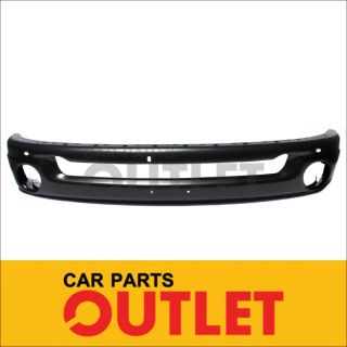 02 03 Dodge RAM 1500 Pickup Front Bumper SLT New