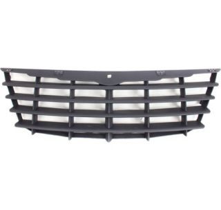 68031754AA CH1200323 Grille Assembly New Town Country Gray Chrysler
