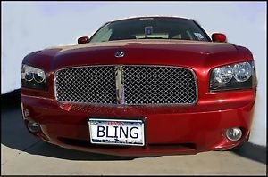 06 2010 Dodge Charger Chrome Mesh Bentley Grille Grill