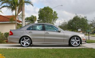18 AMG Wheels Rims Fit Mercedes E350 E550 E63 2010 Up