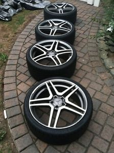 Mercedes Benz C300 Rims