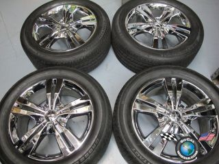 Four 2012 Mercedes MBZ ML350 Factory 19 Wheels Tires Rims R GL 85241