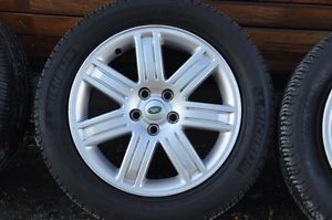 "19"" Range Rover Land Rover HSE Sport LR3 LR4 Wheels and Tires"
