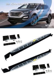 Genuine Parts Side Step Nerf Cab Running Board Fit Hyundai 2013 Santa FE DM