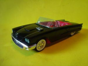 Monogram 1958 Ford Thunderbird Conv Built Model Car for Parts