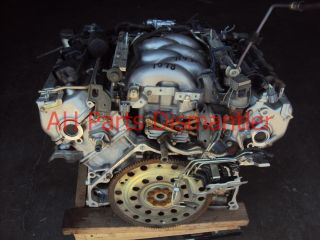96 97 98 99 00 01 02 Acura RL Engine Motor Longblock 192K Miles 3month Wty C35A1