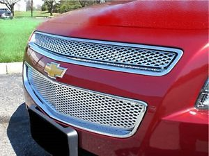 2011 2012 Chevy Malibu Grille Grill Insert Chrome Mesh Bentley 08 09 2010