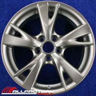"Lexus Is is350 IS250 18"" 2009 2010 Factory Wheel Rim Rear 74217"