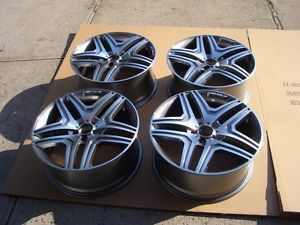"22"" Mercedes Benz AMG Wheels Rims GL Class GL450 GL550 450 550 350 GL350 Bluetec"
