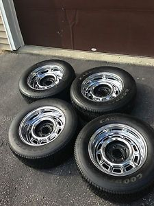 1987 Buick Grand National Wheels and Tires Original