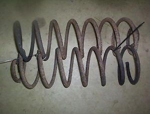 1966 Cadillac DeVille Fleetwood Rear Stock Coil Spring Suspension Parts Set