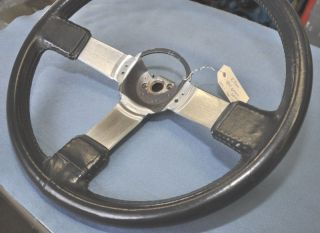 1984 84 Buick Grand National Steering Wheel Original