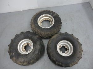 1985 Honda ATC 200x Wheels Tires Rims