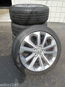 Honda Accord Factory Rims