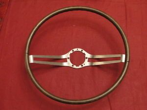 1963 1964 1965 1966 Buick Riviera Wood Steering Wheel