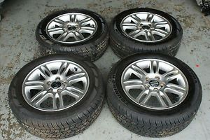 05 06 07 08 09 Volvo S60 V70 7 Spoke Alloy Wheel 16x7 Set 4 Used Wheel Tire