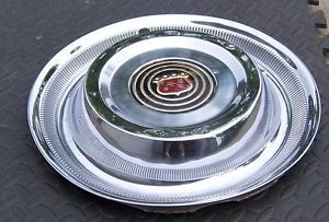 58 Buick Hubcap Wheel Cover