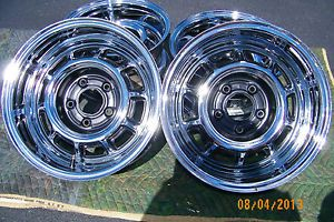 1986 Buick Grand National Wheels Chrome Steel Factory Rims