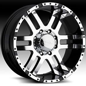 Eagle 079 Wheels Rims 17x9 Chevy GMC Duramax 2500 HD