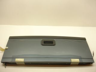 05 09 Hummer H2 SUT Truck Tailgate Tail End Gate New GM Blue