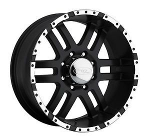"CPP American Eagle 079 Wheels Rims 18x9"" Fits Chevy GMC 2500HD 2011 2012 2013"